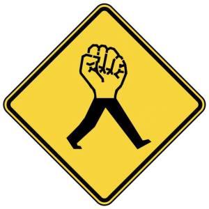 Pedestrian_Struggle_Sign