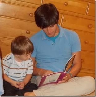 Evan and Robbie reading[1]