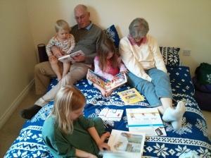 grandparentsreading